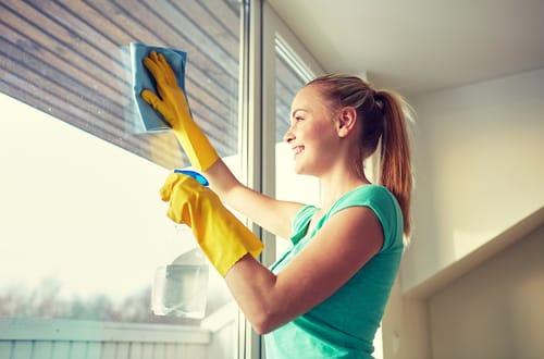 odborné mytí a čištění oken