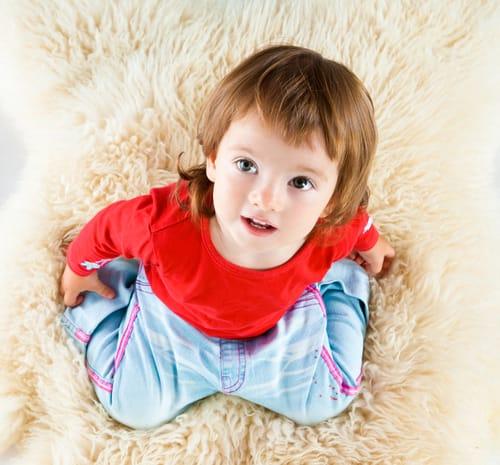 koberec na zrzavo
