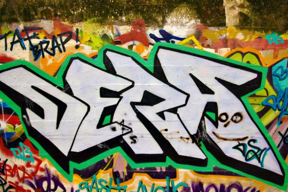 jak zamizit umění graffiti