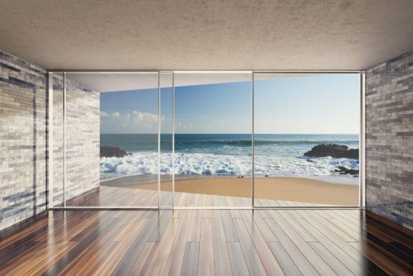 mytí oken v rezidencích a apartmánech