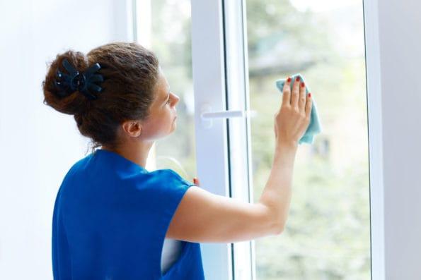 profesionálové na mytí a leštění oken
