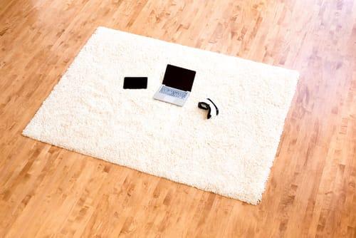 Jak mí opět čistý koberec