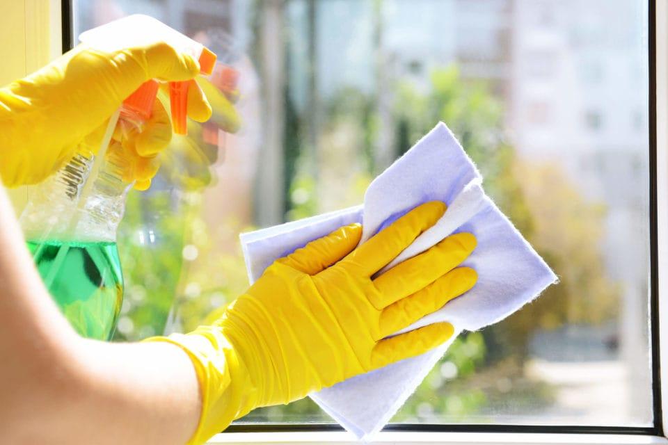 mytí oken Plzeň a okolí