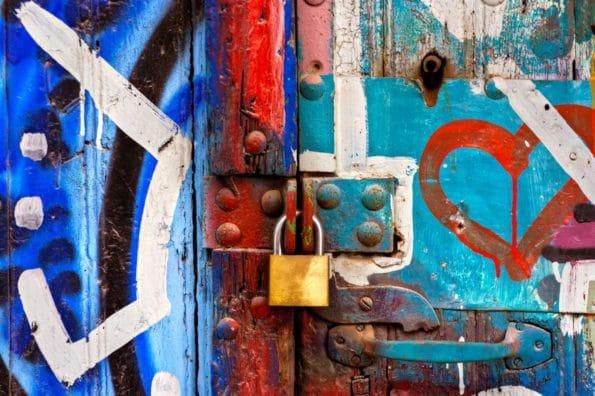 obrana proti graffiti