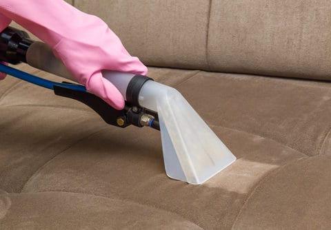čištění čalounění