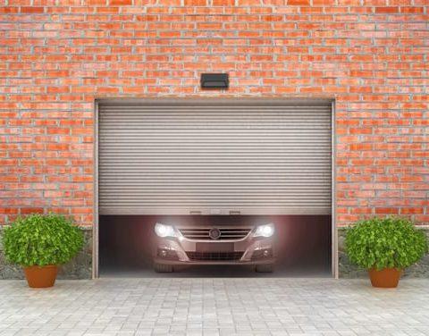 garázové brány