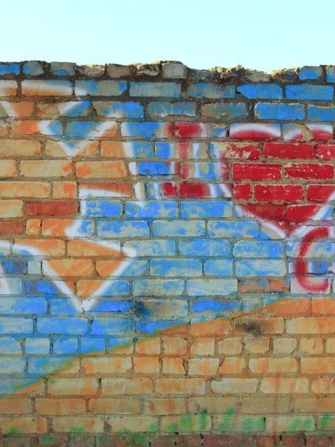 Brno graffiti odstraňování