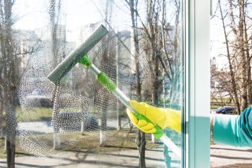 Banská Bystrica okná, čistenie